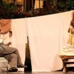 """Scena iz predstave """"Putujuće pozorište Šopalović"""""""