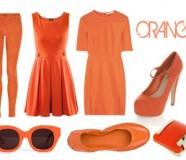 Narandžasta boja