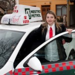 Tatjana Gojić, banjalučka taksistkinja