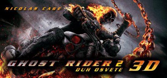 Ghost Rider 2: Duh osvete 3D