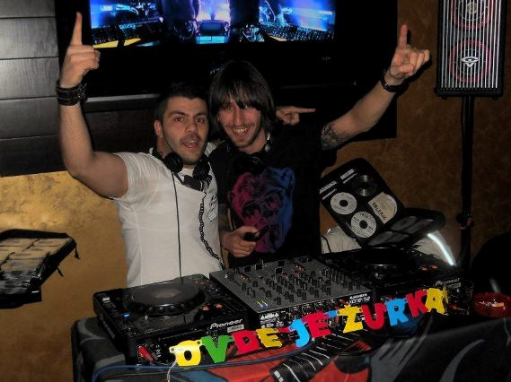 """Digital Seekers"" (DJ Kazo i DJ Tibor)"