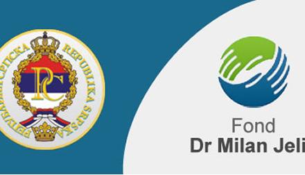 """Fond """"Dr. Milan Jelić"""" i Ministarstvo nauke i tehnologije RS"""