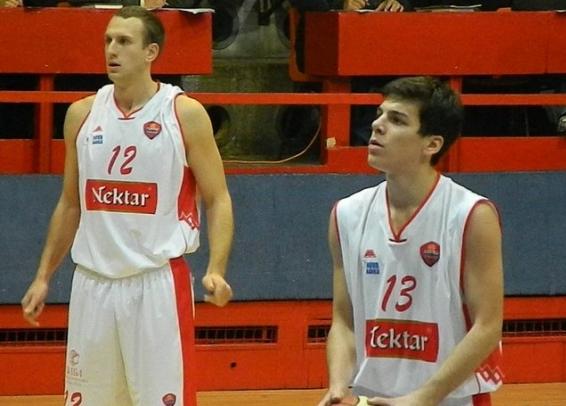 Košarkaši Borca
