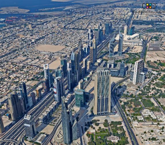 Nevjerovatan pogled sa najviše zgrade na svijetu Banjaluka.com