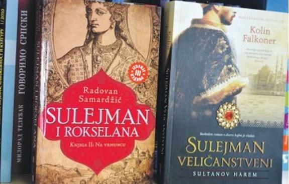 sulejman velicanstveni-knjiga