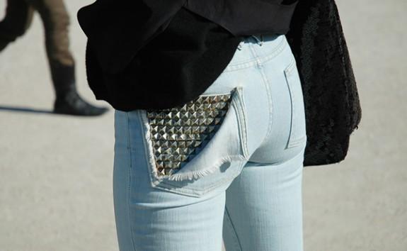 Ukrašen džep...