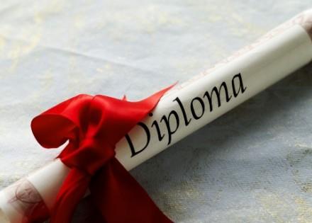 diplomu