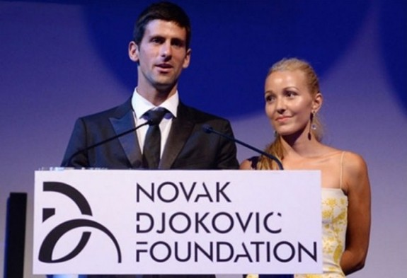 djokovic foundation