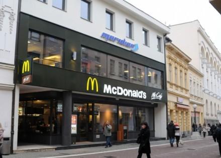 Mcdonalds akcija