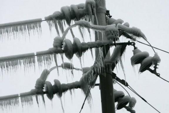 snijeg struja