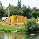 gradnja mosta Prijecani