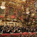 koncert Bečke filharmonije