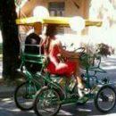 Banjalucani na biciklu