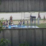 bazen u zatvoru