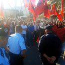PROTEST ALBANACA
