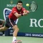 APTOPIX China Shanghai Tennis Masters
