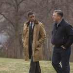 """Will Smith, left, and Alec Baldwin star in Columbia Pictures' """"Concussion."""""""