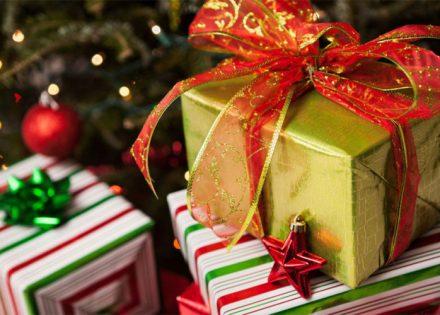 upoznavanje božićnih poklona zakačite rešetke u Parizu