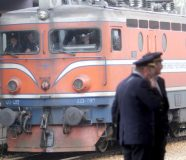 željeznicama