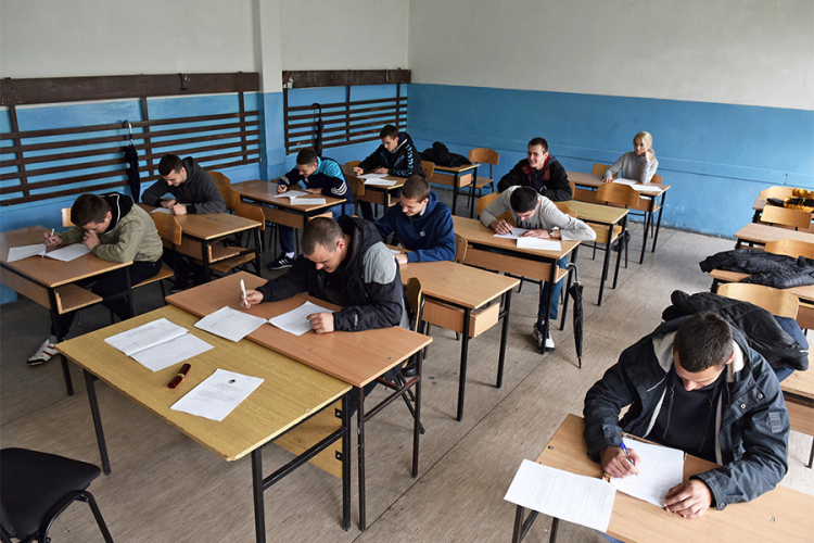 Lažna prijava napada na učenicu Osnovne škole