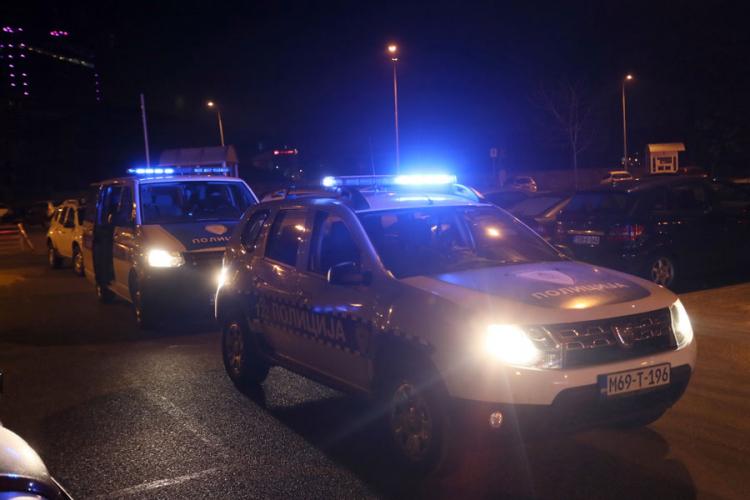 Hapšenja u Banjaluci: Dvojica privedena zbog pokušaja teškog ubistva