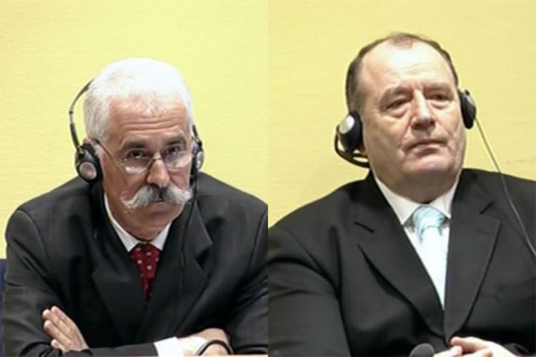 Tri ljekara iz Banjaluke idu pregledati Župljanina i Stanišića u Hagu