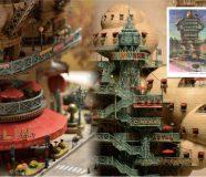 Mini-svijet na bonsai drveću