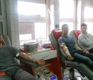 dobrovoljnog davanja krvi
