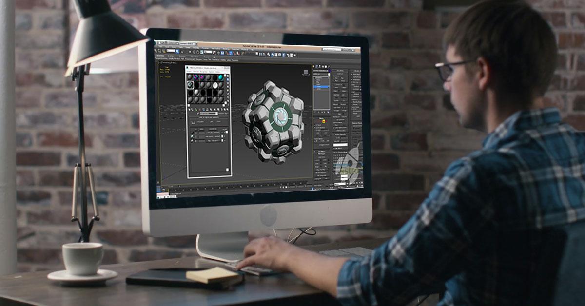 Postani 3ds Max guru – napravi dizajn po svom ukusu u 3D prostoru