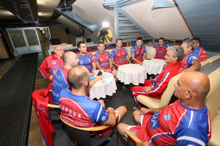 Počele pripreme Kuglaškog kluba Borac: Cilj su titule
