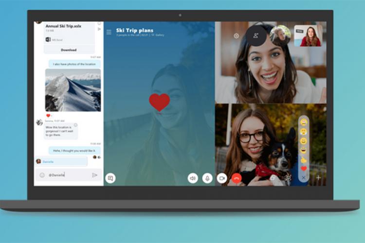 Skype 8.0 mijenja Classic verziju od 1. septembra