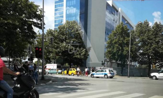 Banjaluka: Automobil udario dijete na biciklu! (Foto)