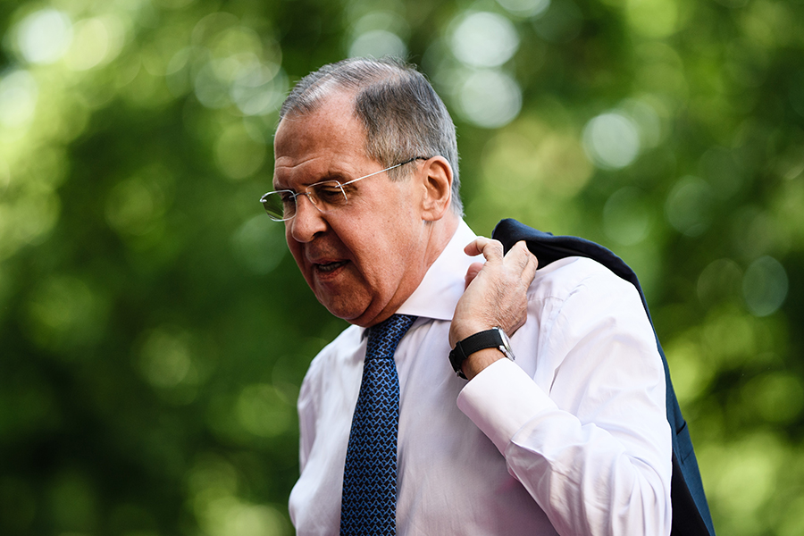 Lavrova prati 150 novinara: Ogromno medijsko interesovanje za posjetu ruskog šefa diplomatije Banjaluci