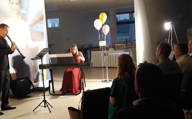 Održan koncert klasične muzike na aerodromu Banjaluka