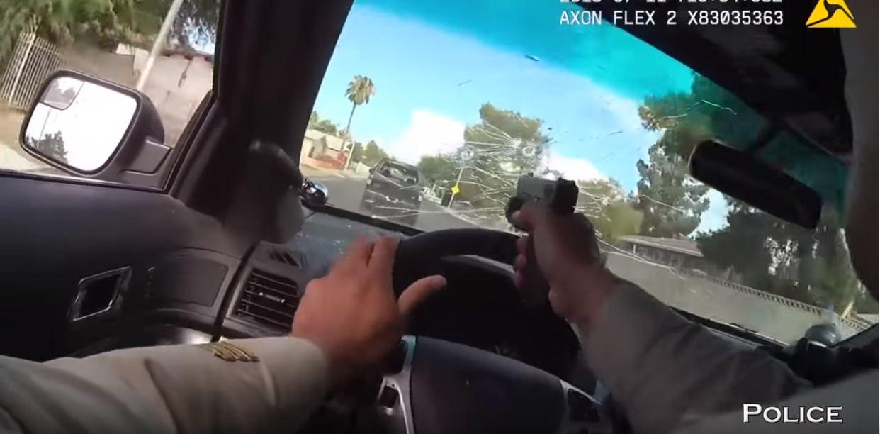 Policijska potjera kao iz akcionih filmova (Video)