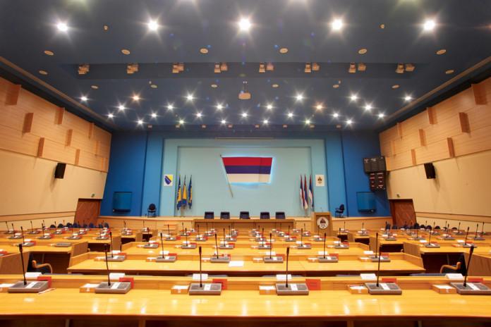 Sutra konstitutivna sjednica NS RS