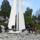 Partizansko groblje