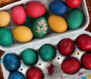 boje za jaja