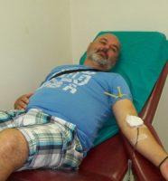 davanje krvi